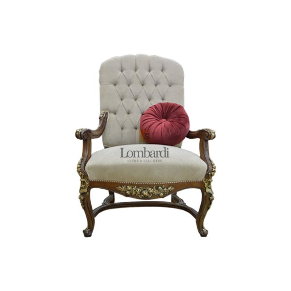 Chair of sofa set medel tiger