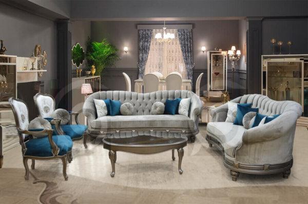 Moon Light Sitting Room Sofa