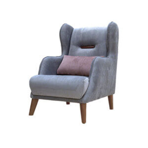 modern living room chair island model